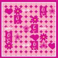 Barbie Hot Pink Bandana