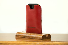 Phone Sleeve Ferrari Red