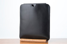 Tablet Sleeve Black Bridle