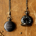 Midnight Pocket Watch