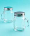 Perfectly Plain Glass Mason Jars - Set of 36