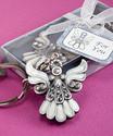 Angel Design Keychain Favors - Set of 30