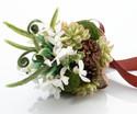 Stunning Moss and Succulent Bouquet