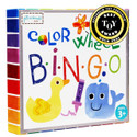 Award Winning Puzzle Bingo Color Wheel for Ages 3 and Up