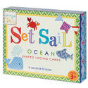 Set Sail Lacing Cards Set for Ages 3 and Up