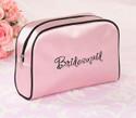 Pink Bridal Party Medium Travel Bag for Bridesmaid