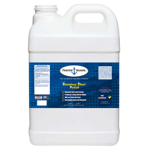 Stainless Steel Polish (1 Gallon)