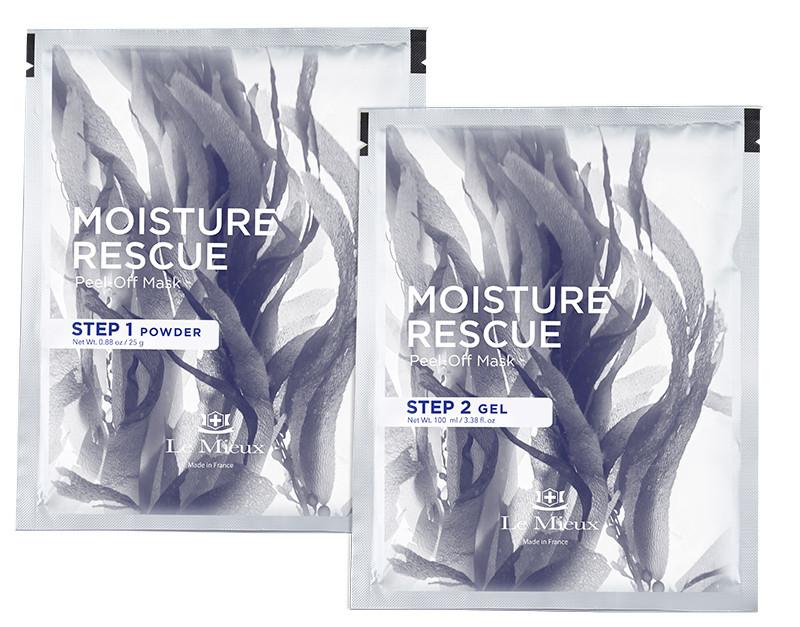 MOISTURE RESCUE Peel-Off Mask