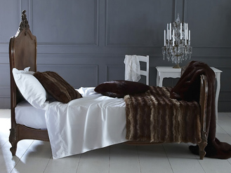 Luxury Faux Fur Throws and Blankets
