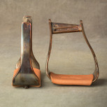 Sharon Camarillo Copper Plated Aluminum Rubber Tread