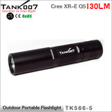 TANK007 TK566 USA Cree Outdoor Portable Flashlight led torch