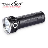 RC11 TANK007 2000 lumen searching flashlight high power rechargeable 3*cree U2 leds flashlight
