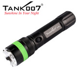 TKANK007 TC18 350 Lumen  Rechargeable Flashlight