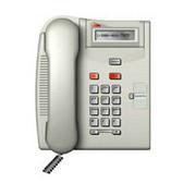 Norstar T7100 Telephone, Platinum