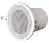 """Yorkville C160W Coliseum Series Speaker 4""""  Ceiling Speaker 40W"""