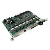 Panasonic KX-TDA0173 8 Port Single Line Card with Power Failure Port
