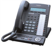 Panasonic KX-T7633B Digital Display Telephone Charcoal
