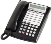 Partner 18D Eurostyle Telephone Black