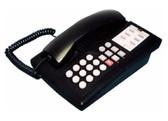 Partner 6 Button Eurostyle Telephone Black