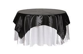 Square Satin Tablecloths