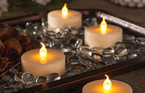 Tea Lights, Votives & Tapers