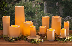 Outdoor Candles
