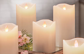Motion Flame Candles
