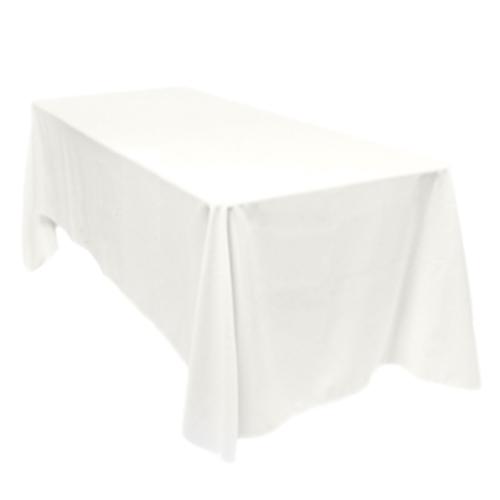 How To Fold A Rectangular Tablecloth