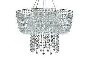Acrylic Crystal Chandeliers