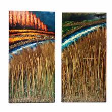 Canvas Print Color, Multicolor, Assortment Of 2