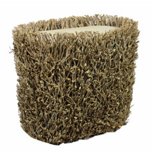 Willow Room decor, Brown