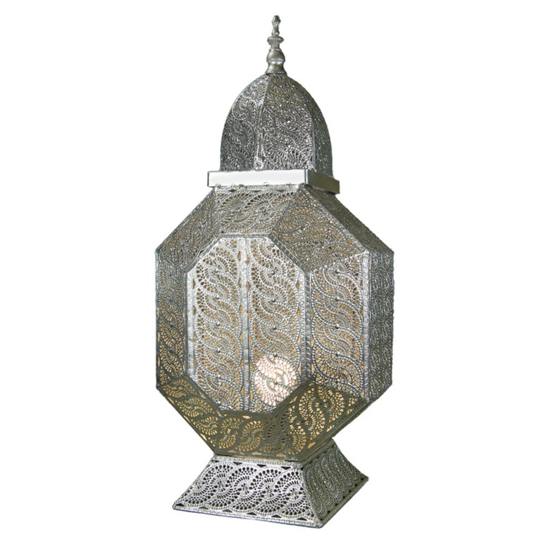 Metal Electric Lantern UL Approved