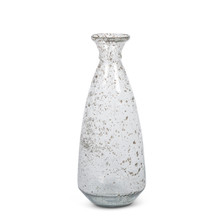 """Recycled Glass Floor Vase 17""""H"""
