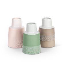 Set of 3 Ceramic Vase