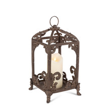 Medium Metal Lantern