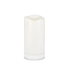 """4""""D x 8""""H Solar Plastic Candle - 4 Pieces"""