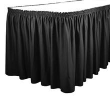 Shirred Pleat Tableskirt