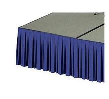 Box Pleat Stage Skirt
