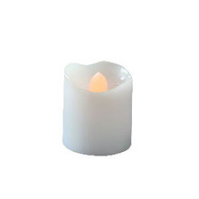 Melted Edge Battery Operated Tealight Candles