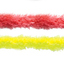 Heavy Weight Chandelle Feather Boas (80 Gram)