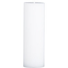 12 White 3 x 9 Pillar Candles