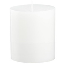 48 White 3 x 3 Pillar Candles