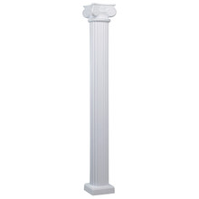 "96"" Column with Scamozzi Capital"