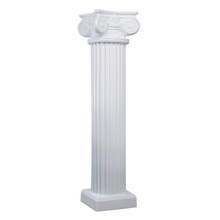 "40"" Column with Scamozzi Capital"