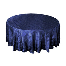 Pintuck Polyester Tablecloths