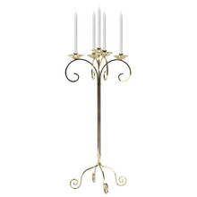 "32"" Tall Tabletop Candelabra"