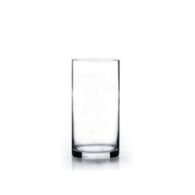 "3"" x 8"" Cylinder Glass Vase - 12 Pieces"
