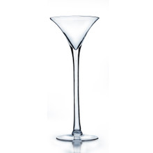 "16"" Martini Glass Vase - 6 Pieces"