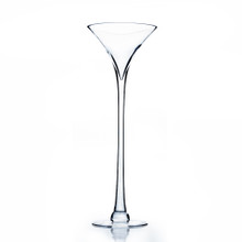 "20"" Martini Glass Vase - 4 Pieces"