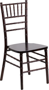 Walnut Supreme Wood Chiavari Chair